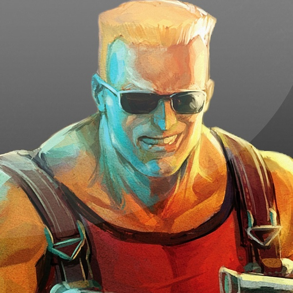Cover zu Duke Nukem 2