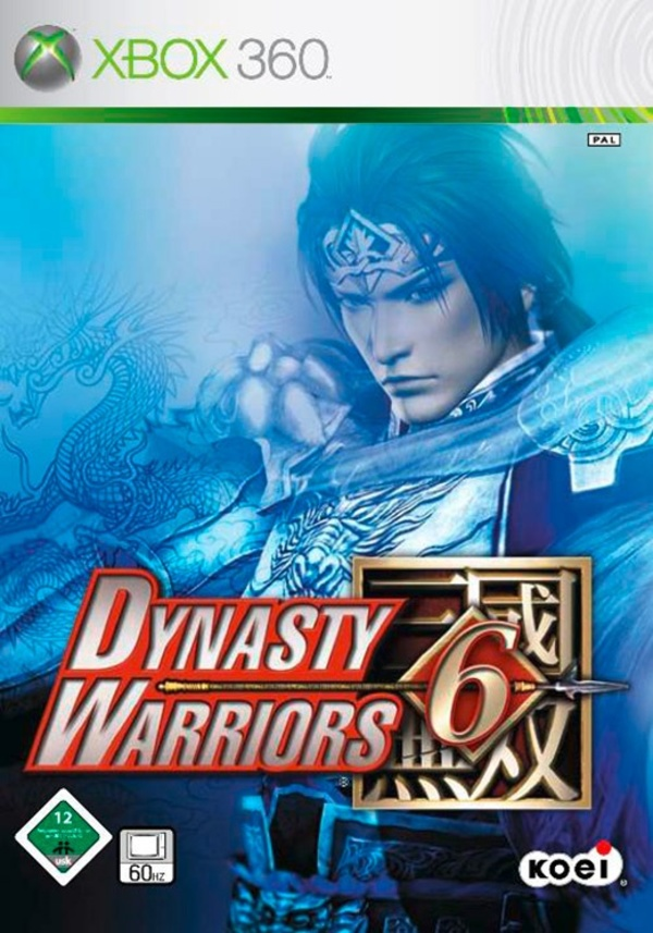 Cover zu Dynasty Warriors 6
