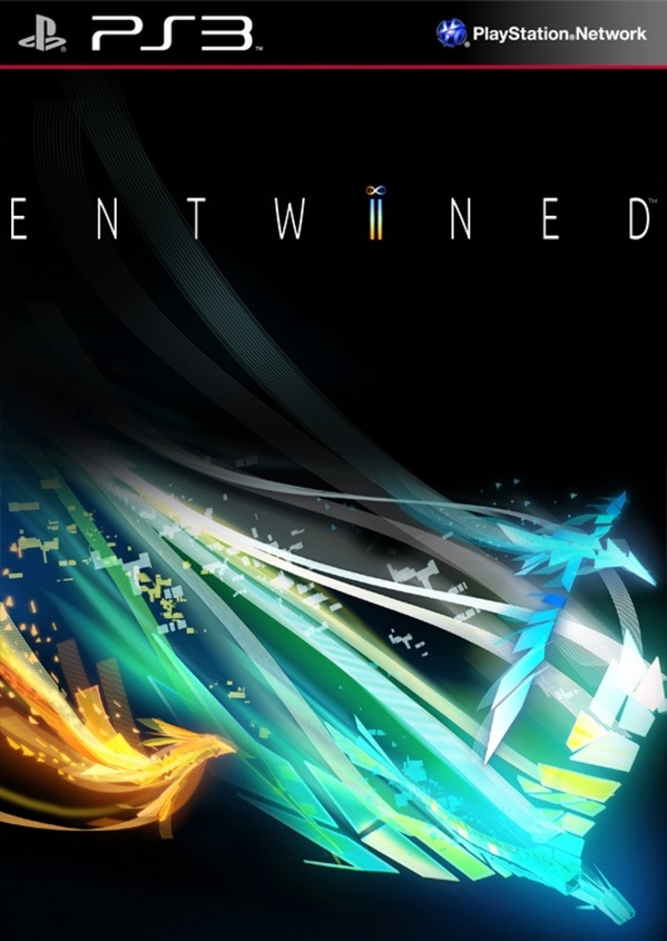 Cover zu Entwined