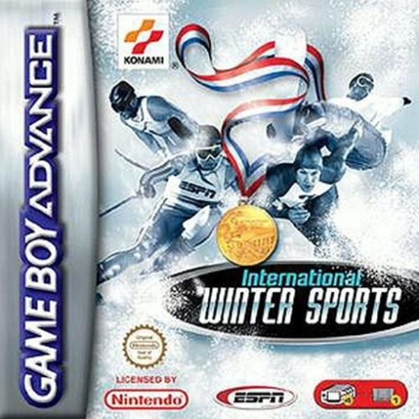 Cover zu ESPN International Winter Sports