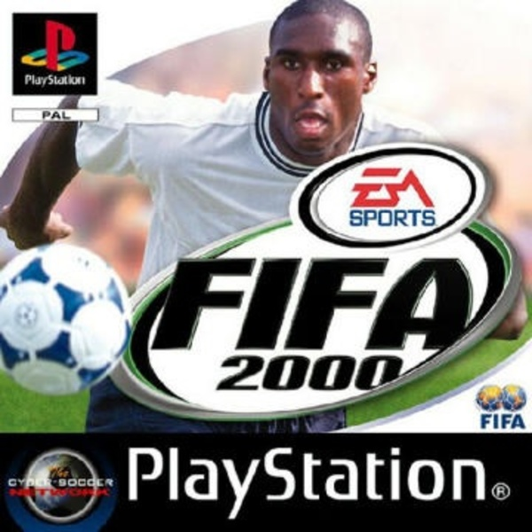 Cover zu FIFA 2000: Major League Soccer