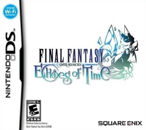 Cover zu Final Fantasy: Crystal Chronicles - Echoes of Time