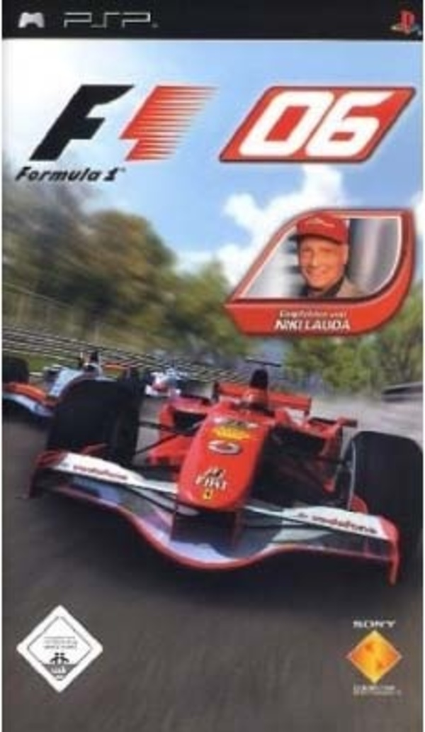 Cover zu Formula One 06