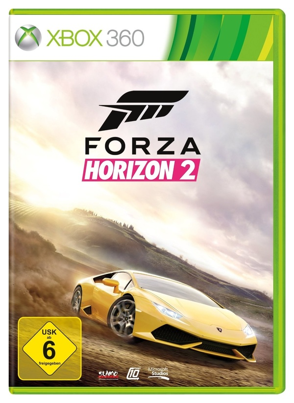 Cover zu Forza Horizon 2