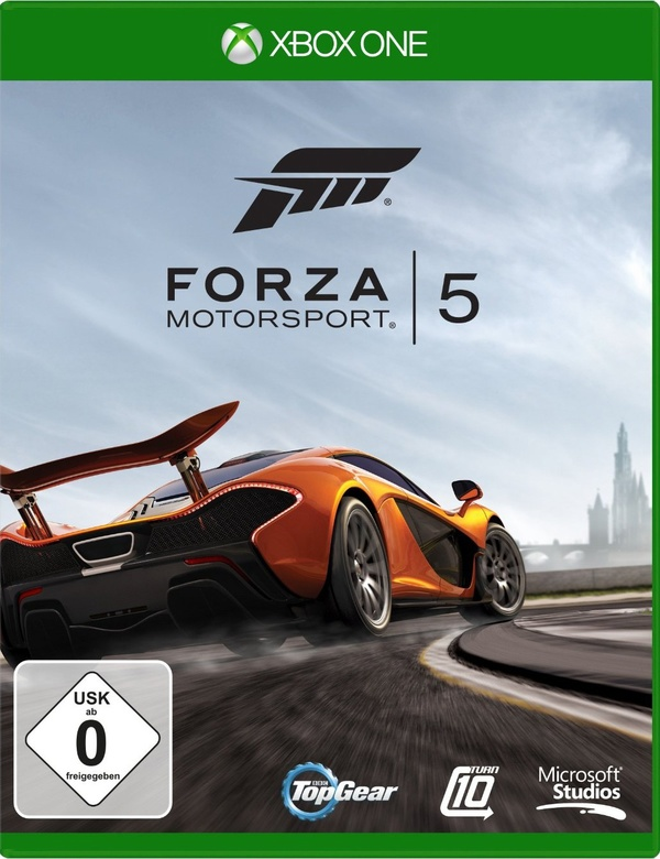 Cover zu Forza Motorsport 5