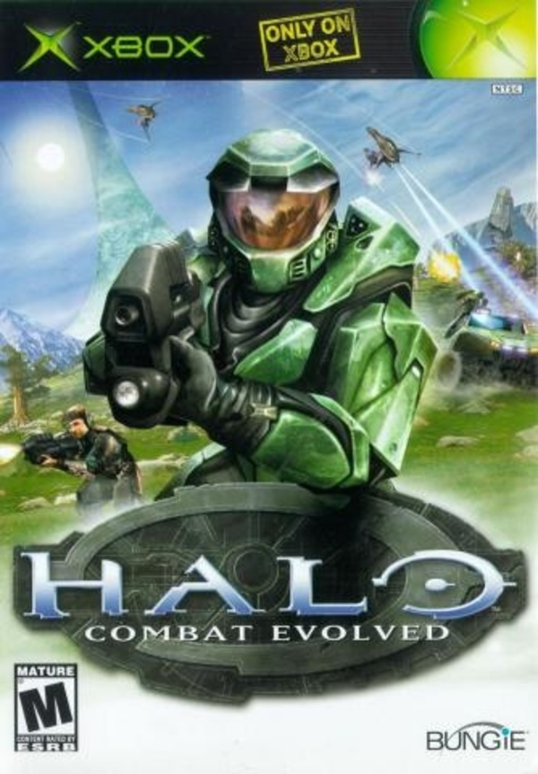 Cover zu Halo: Combat Evolved