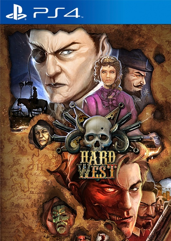 Cover zu Hard West