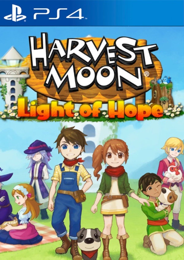 Cover zu Harvest Moon: Light of Hope