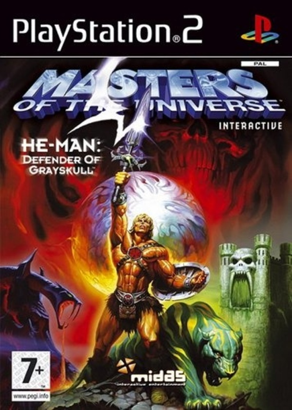 Cover zu Masters of the Universe: Defender of Grayskull