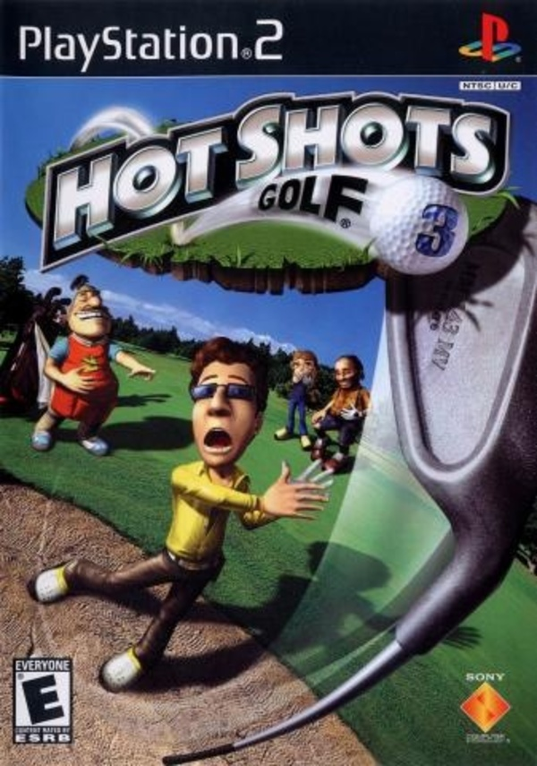 Cover zu Hot Shots Golf 3
