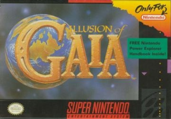 Cover zu Illusion of Gaia
