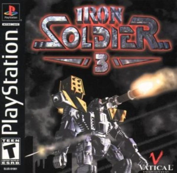 Cover zu Iron Soldier 3