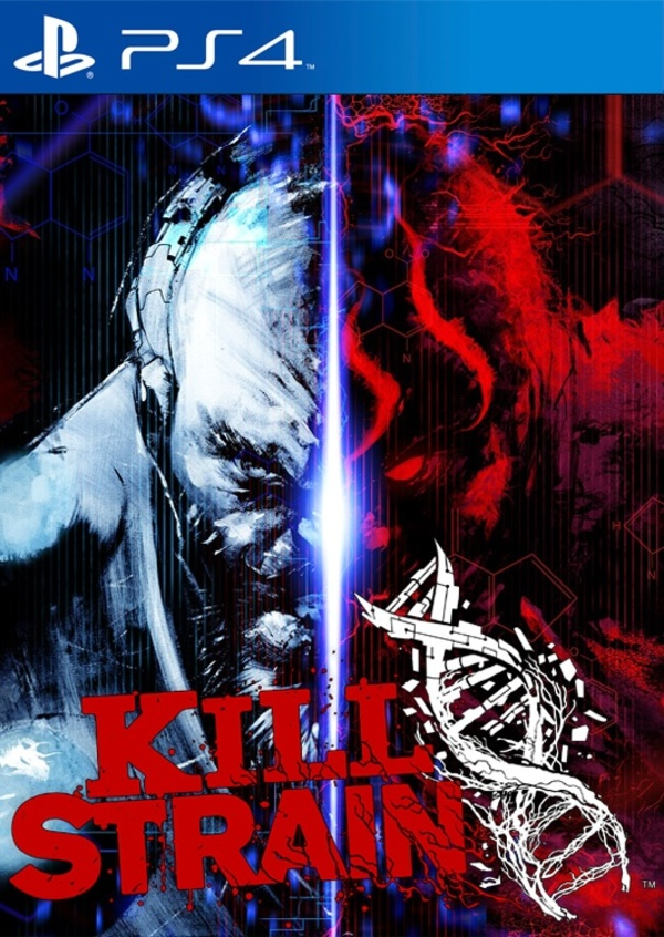 Cover zu Kill Strain