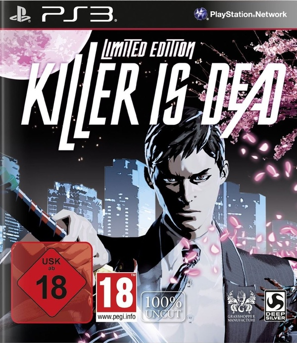 Cover zu Killer is Dead