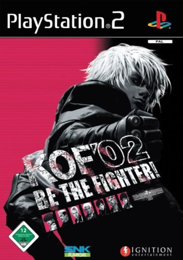 Cover zu The King of Fighters 2002