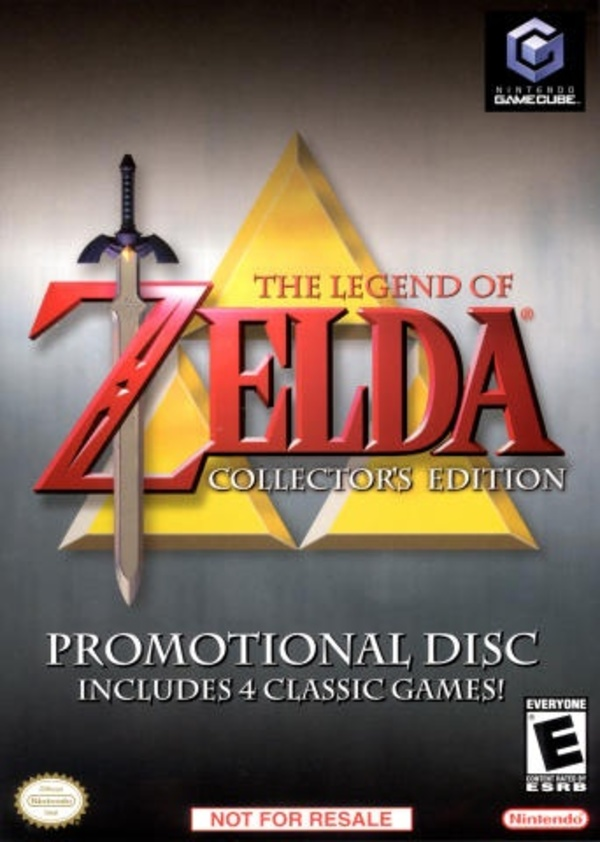 Cover zu Legend of Zelda Collector's Edition, The