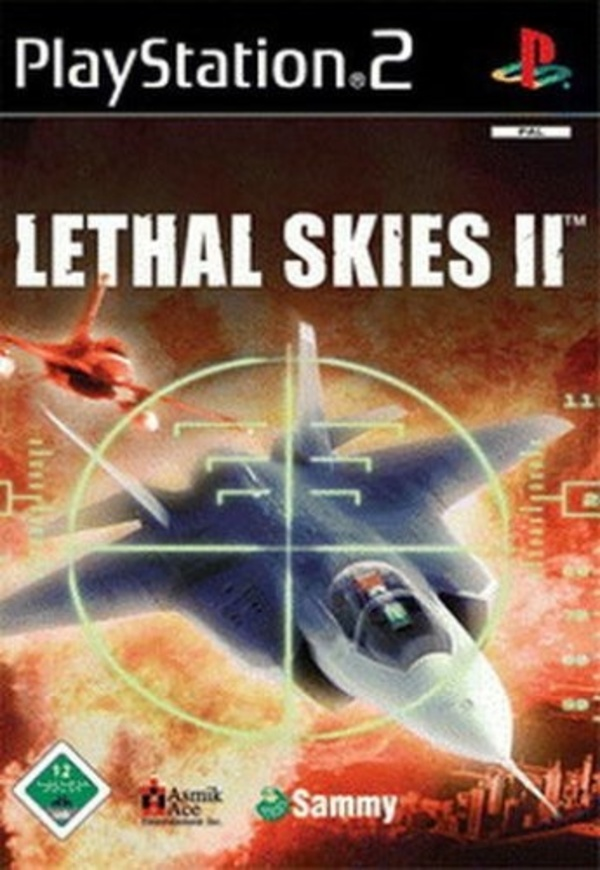 Cover zu Lethal Skies 2