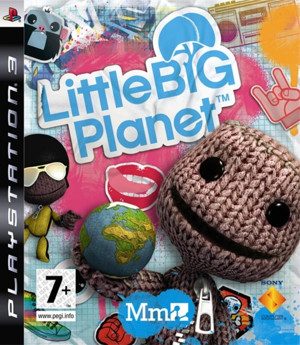 Cover zu LittleBigPlanet