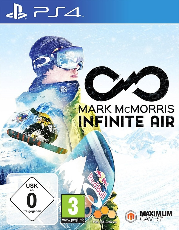 Cover zu Mark McMorris Infinite Air