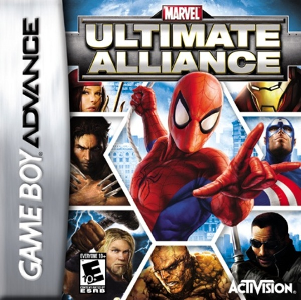 Cover zu Marvel: Ultimate Alliance