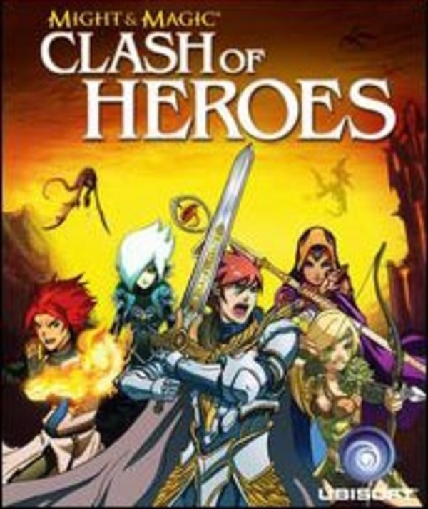 Cover zu Might & Magic: Clash of Heroes