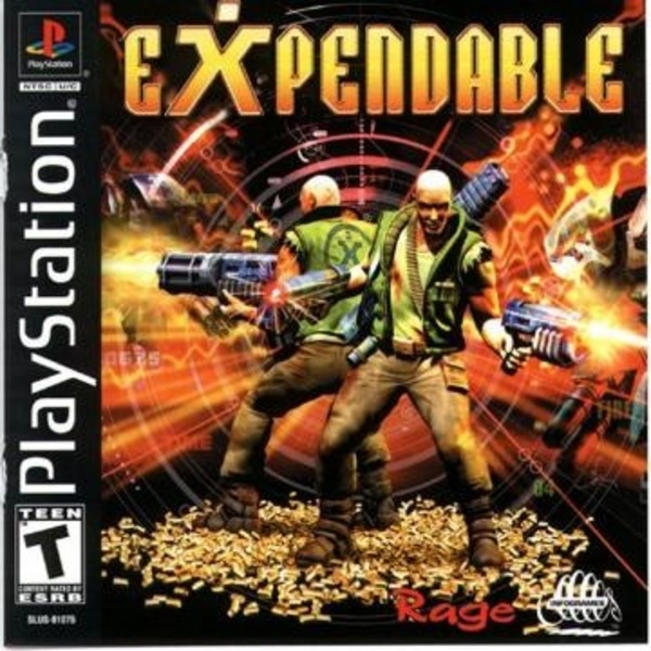 Cover zu Millenium Soldier: Expendable