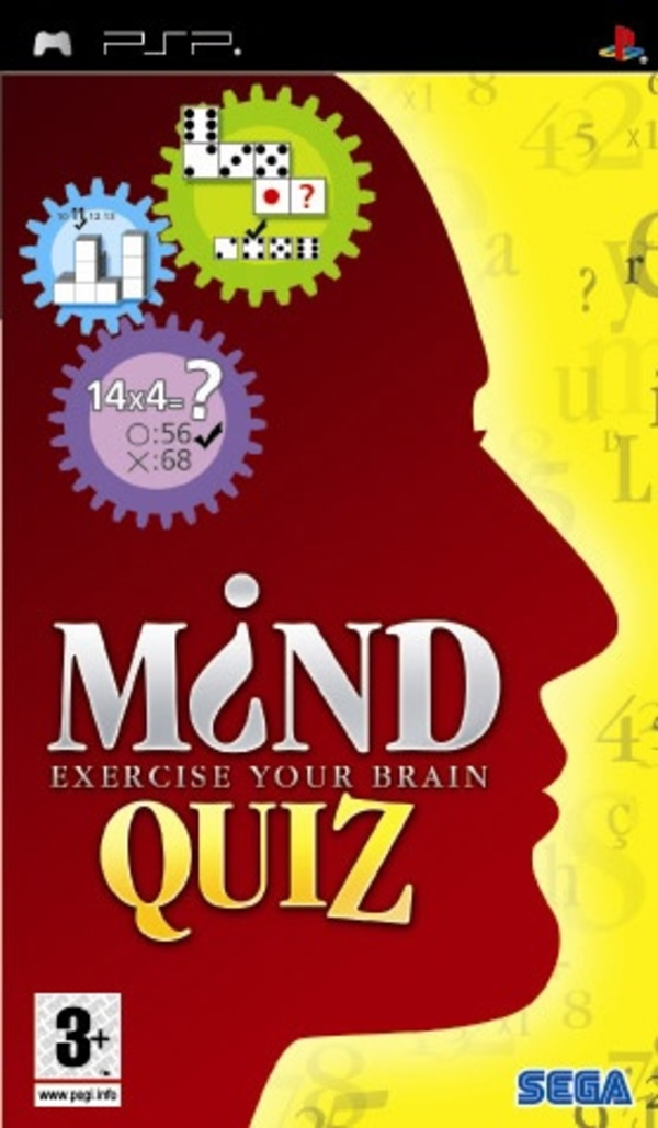 Cover zu Mind Quiz