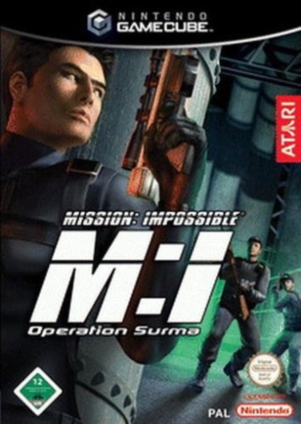 Cover zu Mission Impossible: Operation Surma
