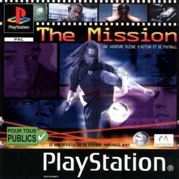 Cover zu Mission, The