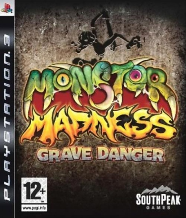 Cover zu Monster Madness: Grave Danger