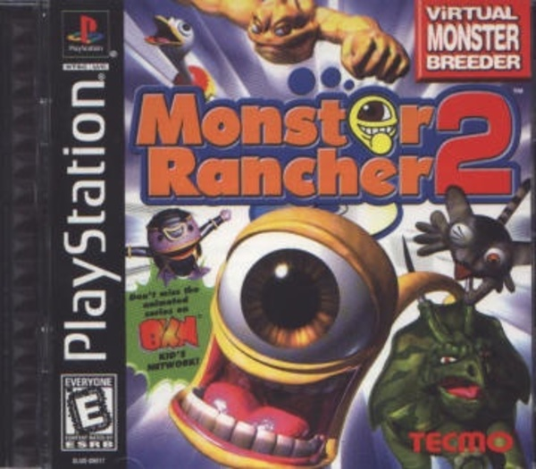 Cover zu Monster Rancher 2
