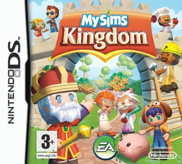 Cover zu MySims Kingdom