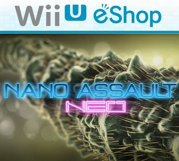 Cover zu Nano Assault Neo