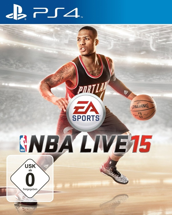 Cover zu NBA Live 15
