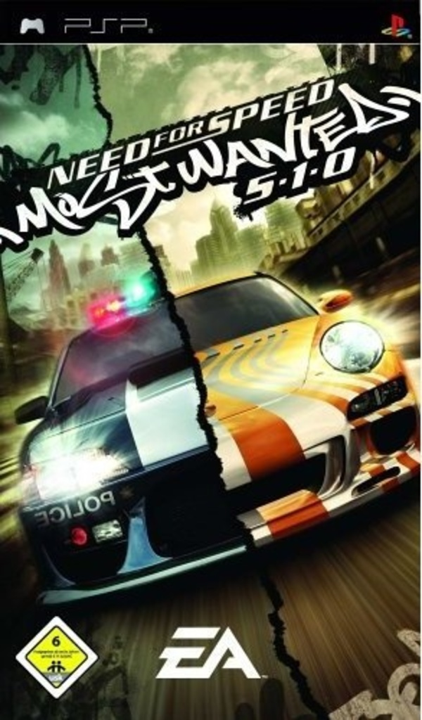 Cover zu Need for Speed: Most Wanted 5-1-0