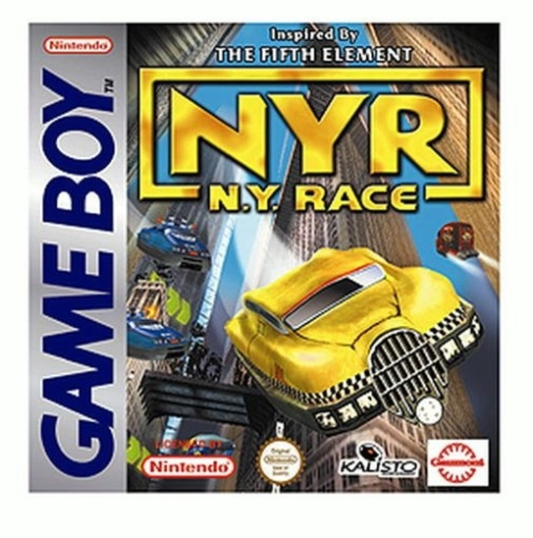 Cover zu New York Race