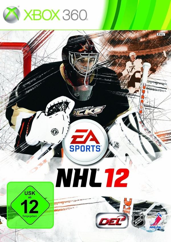 Cover zu NHL 12