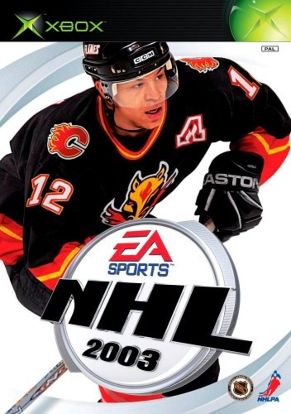 Cover zu NHL 2003