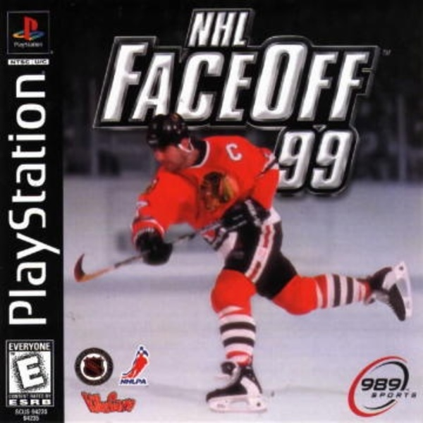 Cover zu NHL FaceOff '99