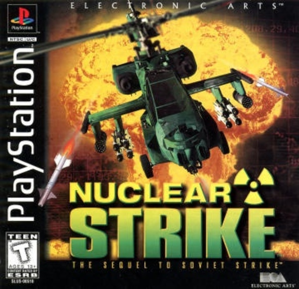 Cover zu Nuclear Strike
