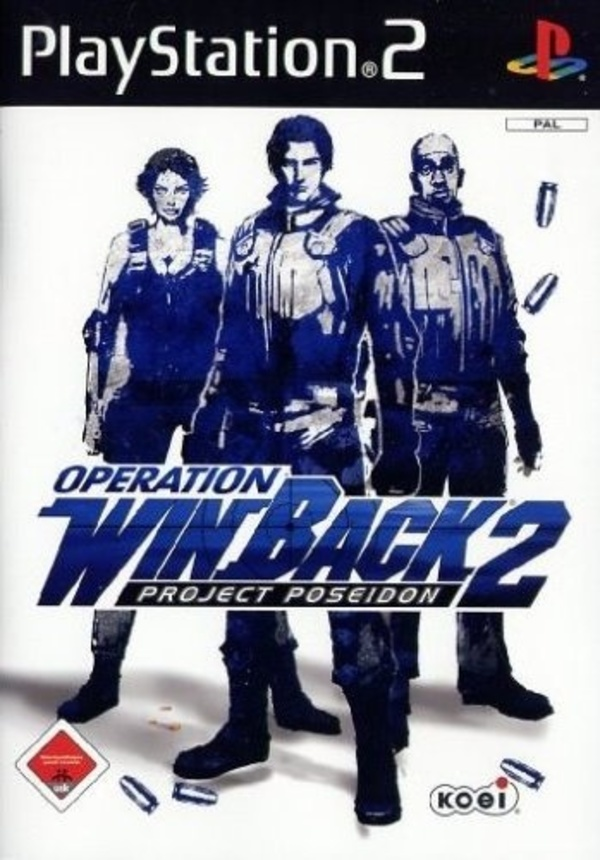 Cover zu Operation Winback 2: Project Poseidon