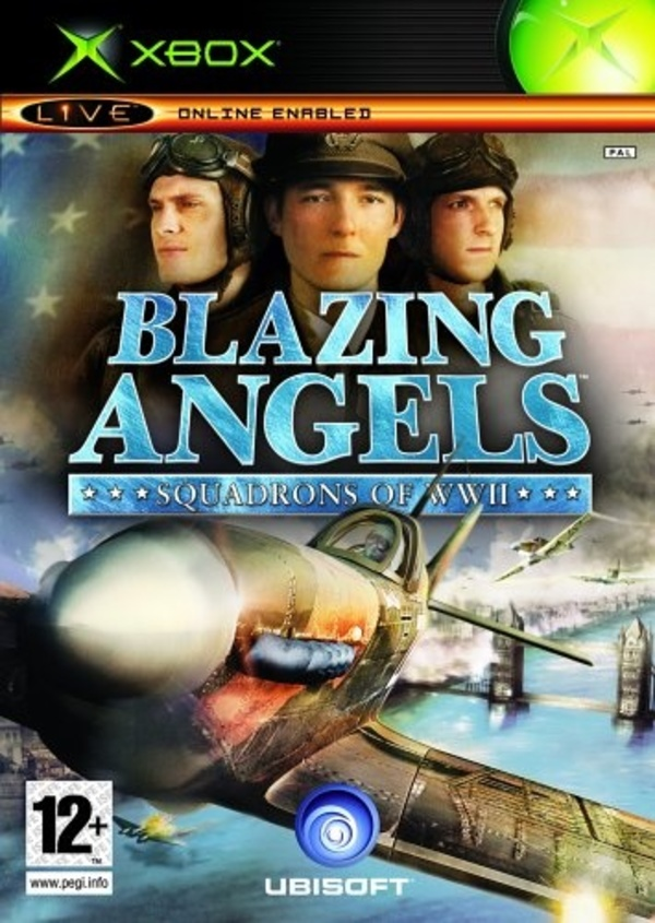 Cover zu Blazing Angels