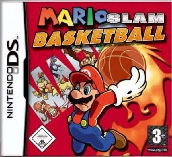 Cover zu Mario Slam Basketball