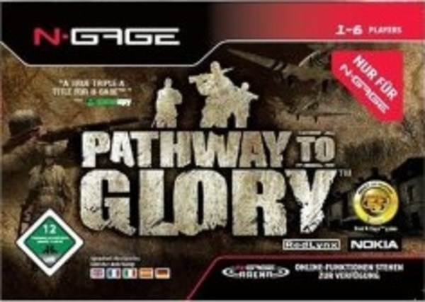 Cover zu Pathway to Glory
