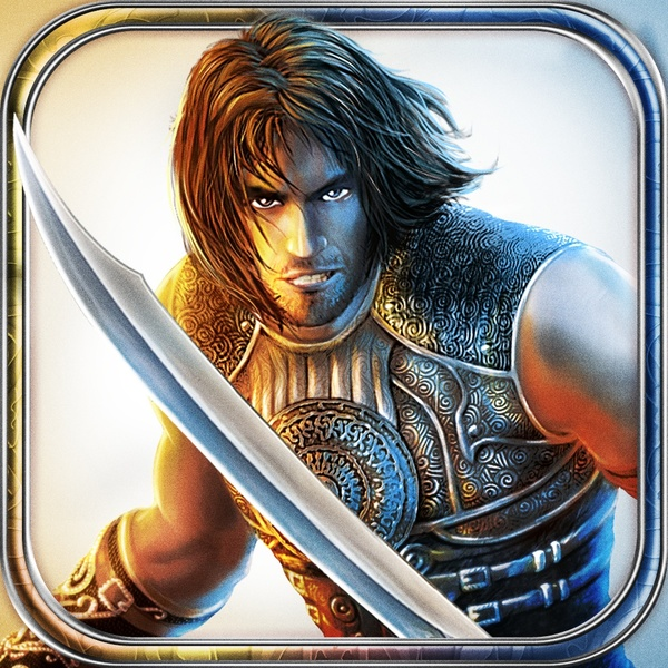 Cover zu Prince of Persia: The Shadow and the Flame