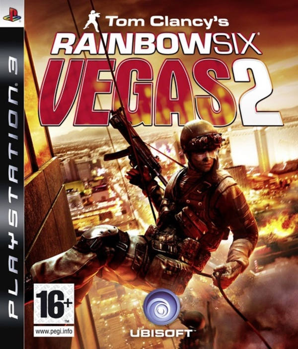 Cover zu Tom Clancy's Rainbow Six Vegas 2