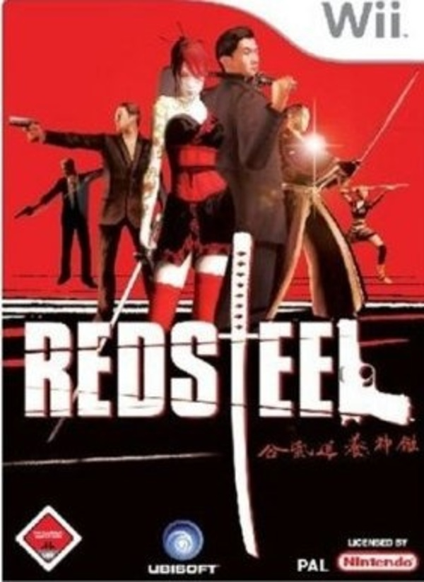 Cover zu Red Steel