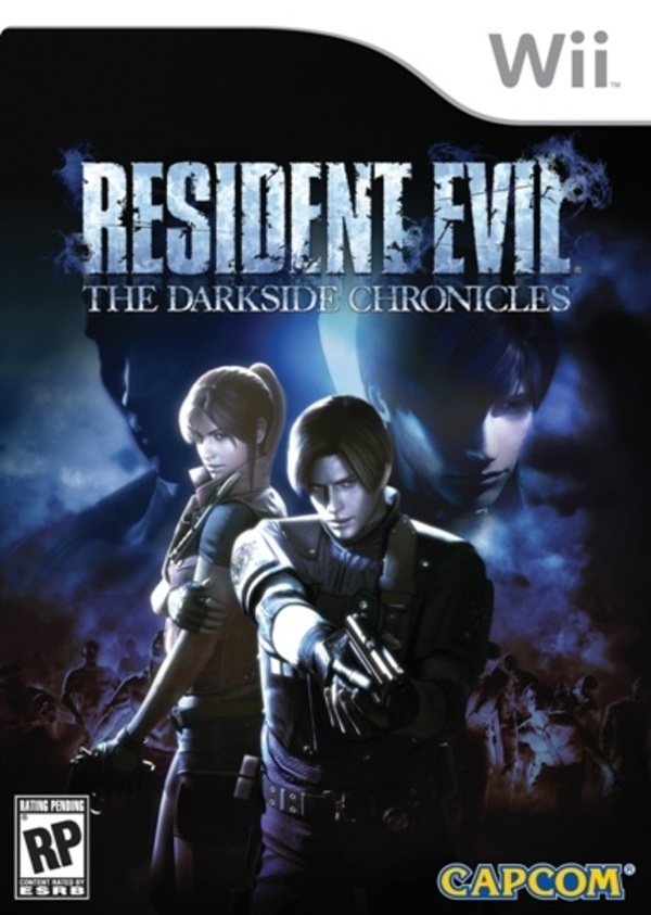 Cover zu Resident Evil: The Darkside Chronicles