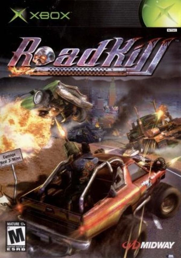 Cover zu RoadKill