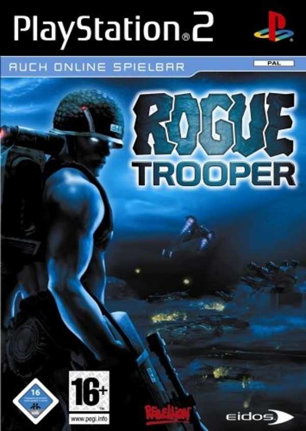 Cover zu Rogue Trooper